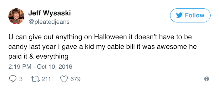 Cable Bill