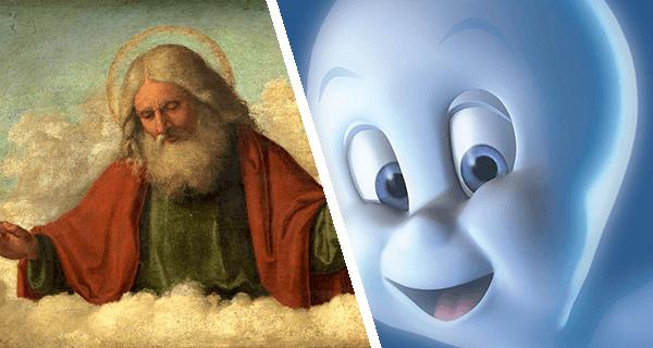 Casper God Ghost