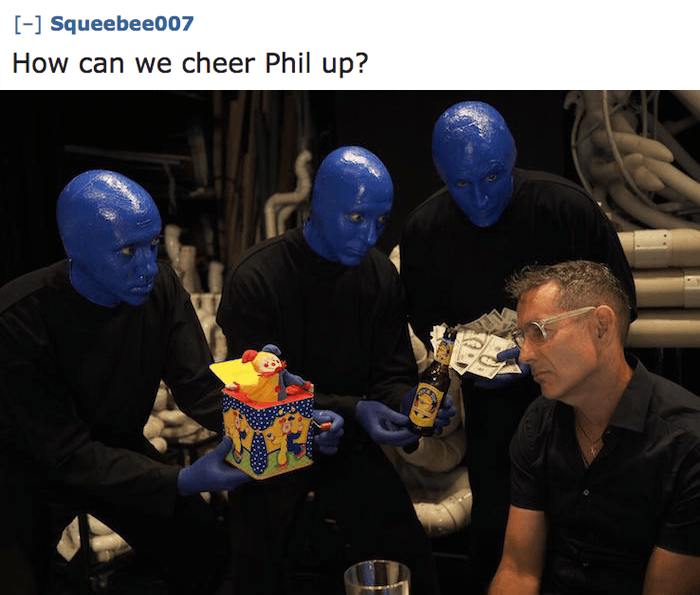 Cheer Phil Up
