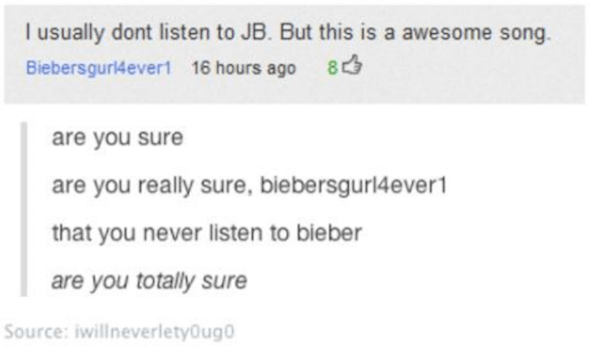 Dont Listen To Jb