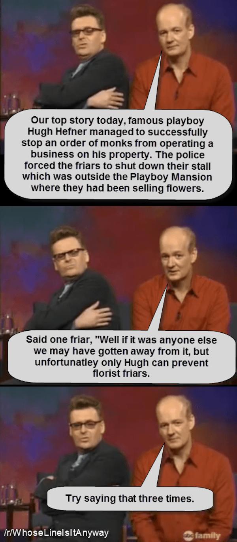 Florist Friars