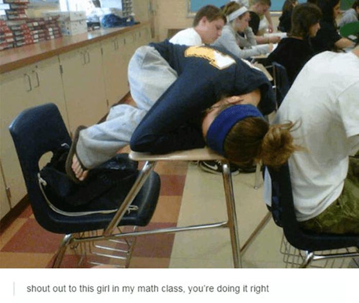 Funny Classroom Photos