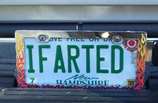 Ifarted
