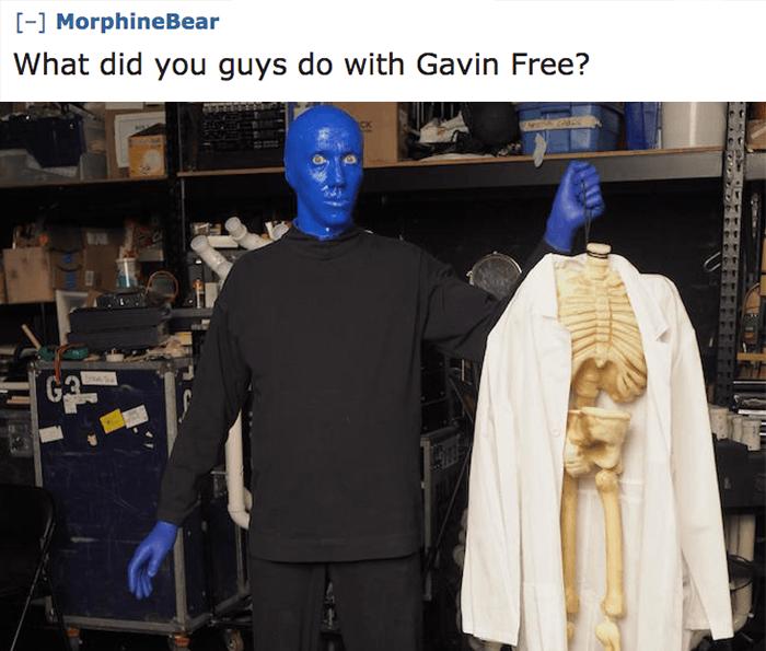 Gavin Free