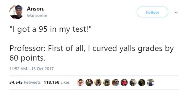 Grading Curve