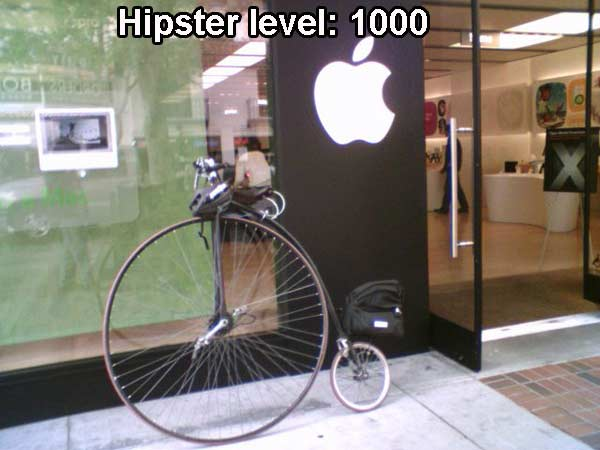 Hipster Cycle