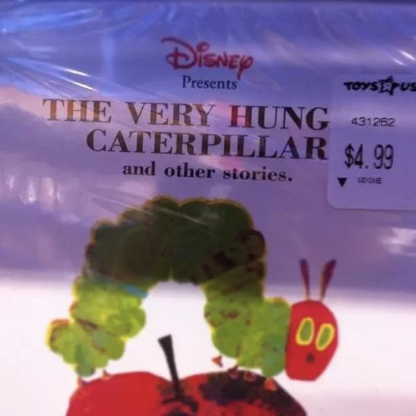 Hung Caterpillar