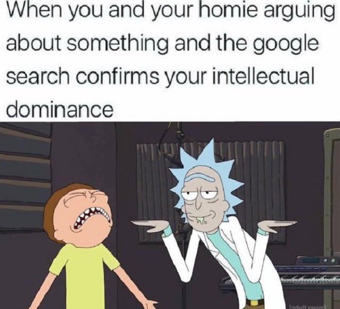 Intellectual Dominance