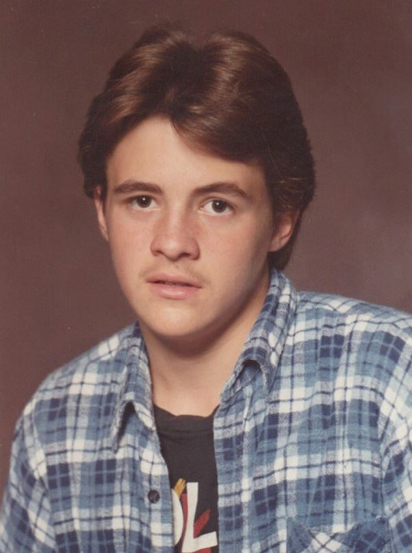 Kevin Smith As A Teenager