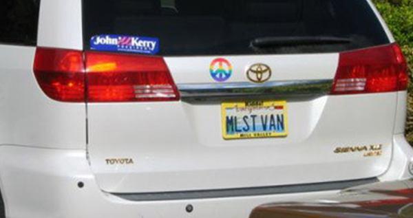 Molest Van