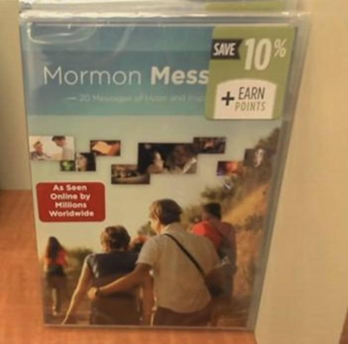 Mormon Mess