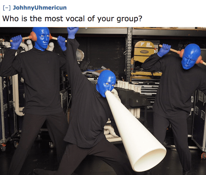 Most Vocal Of Group