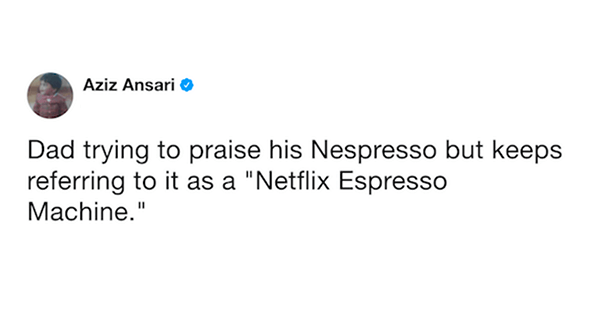 Netflix Espresso