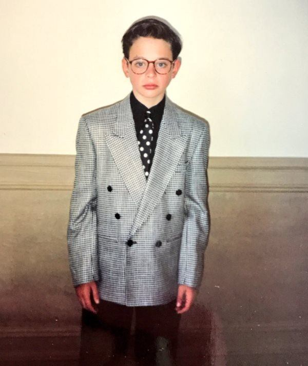 Nick Kroll Funny Pictures Of Celebrities As Kids