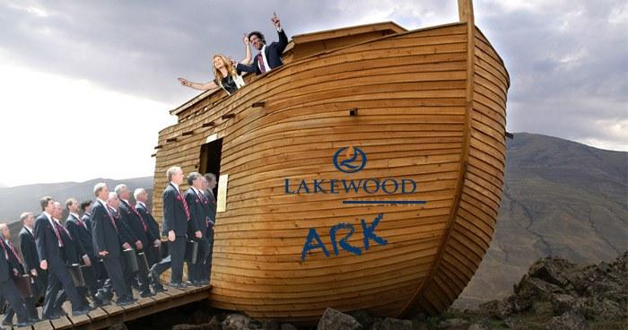 Osteen Ark