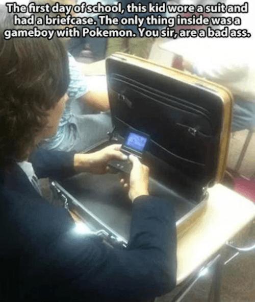 Pokemon Suitcase