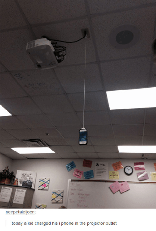 Projector Outlet