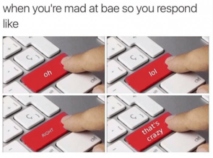 Responding To Bae