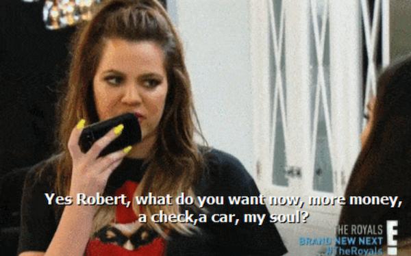 Kardashian Quotes Robert