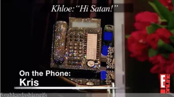 Kardashian Family Quotes Satan