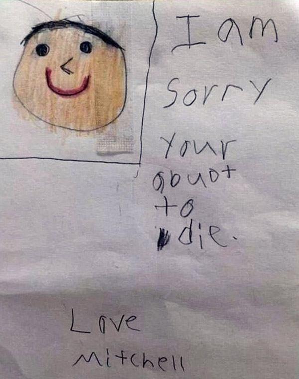 Sorry Die