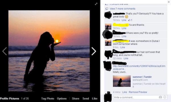 Sunset Profile Pic