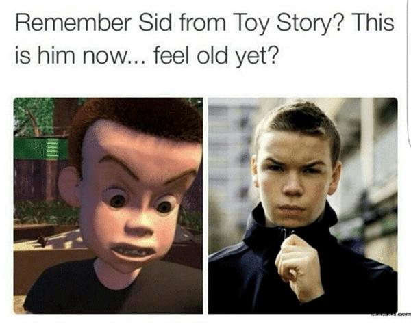 Toy Story Feel Old Memes