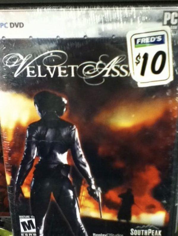 Velvet Ass