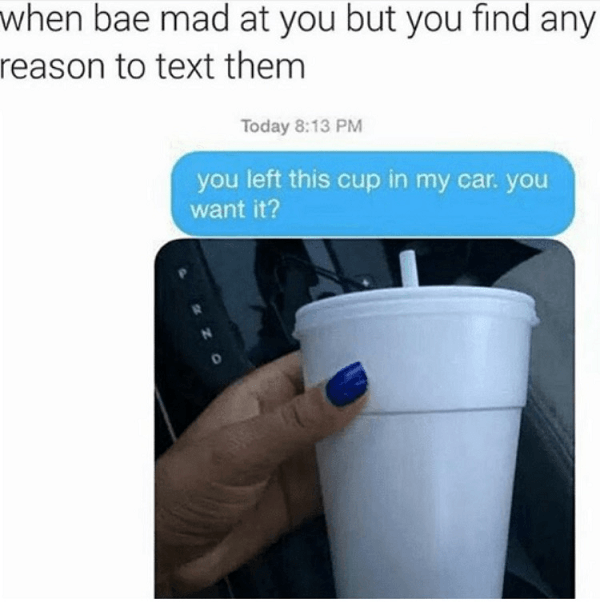 You Left This Cup
