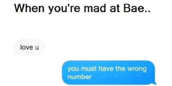 You Must Have The Wrong Number