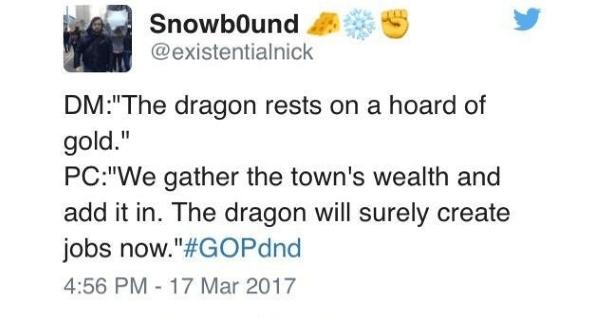 GOP DND