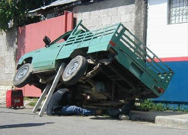 Autorepair Fail