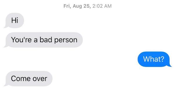 Bad Person