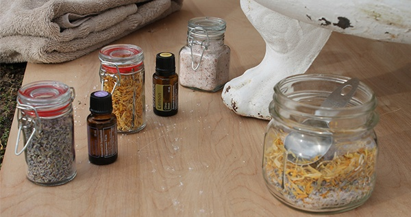 Bath Essential Oils