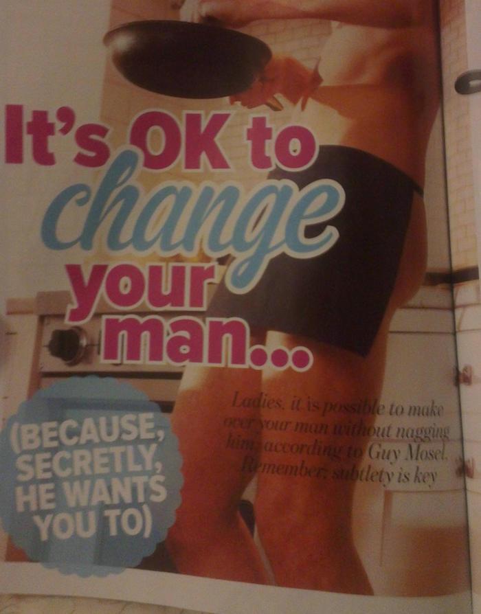 Change Your Man