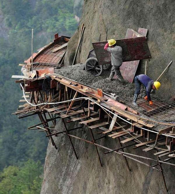 Cliff Job