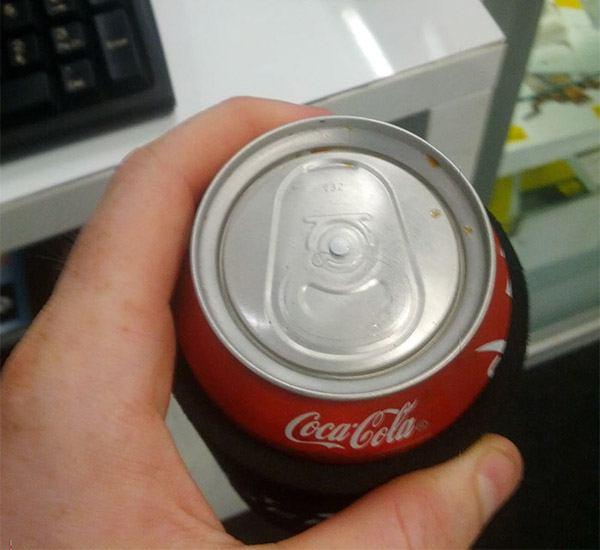 Coke Lid