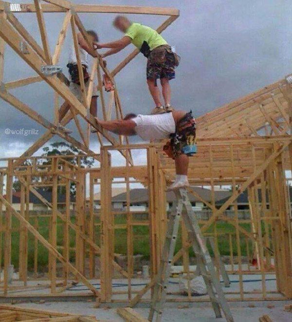 Construction Yoga