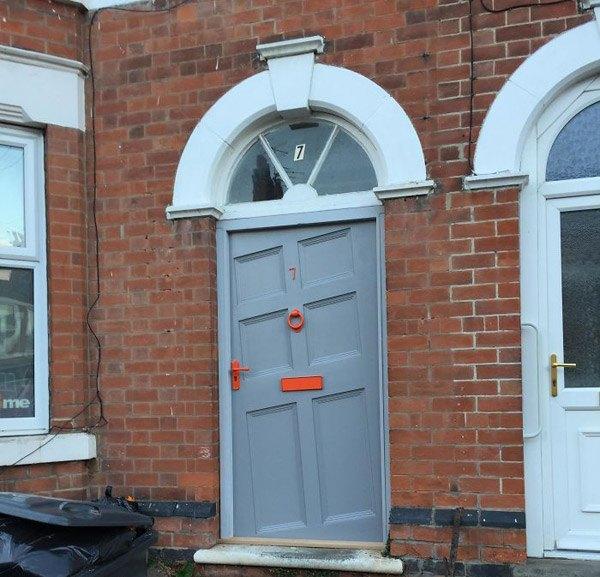Crazy Door