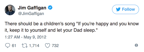 Dad Sleep