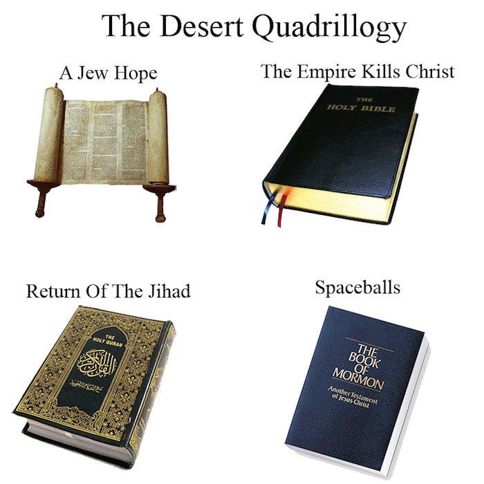 Desert Quadrilogy