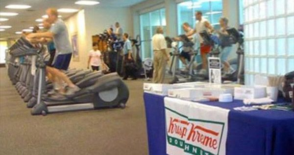 Donut Workout