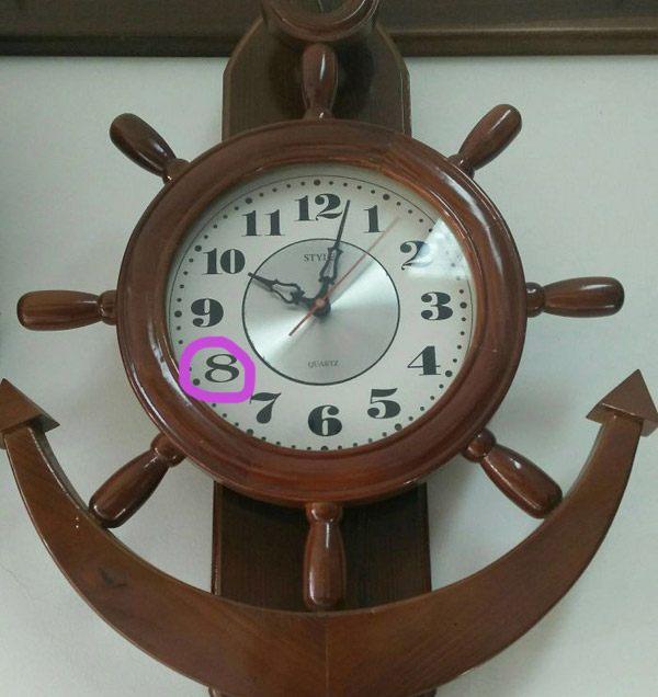 Eight Clock