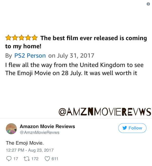 Emoji Best Film