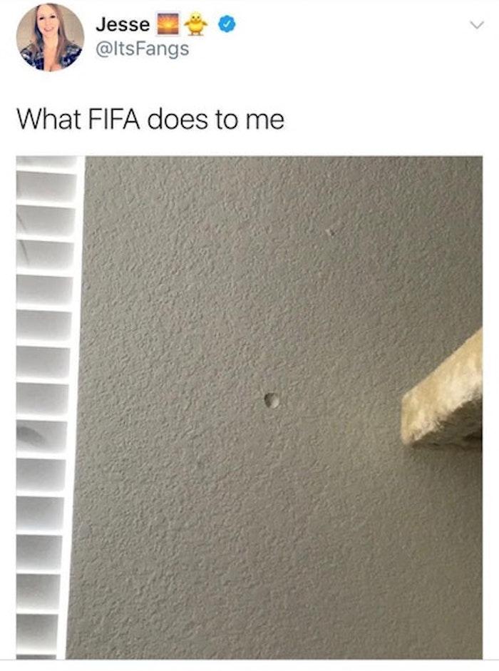 Fifa Anger