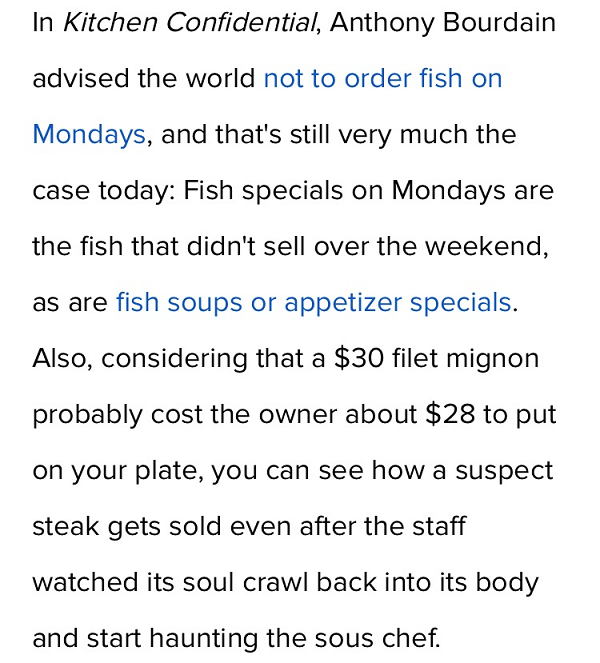 Fish Special