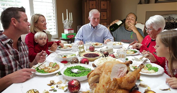 Fuck Up Cousin Thanksgiving