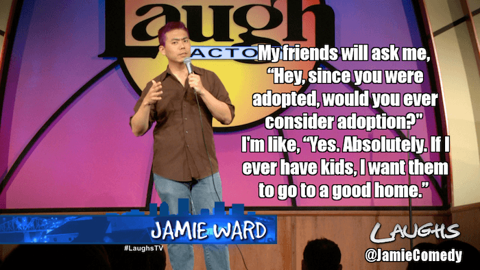 Funny Stand Up Shots