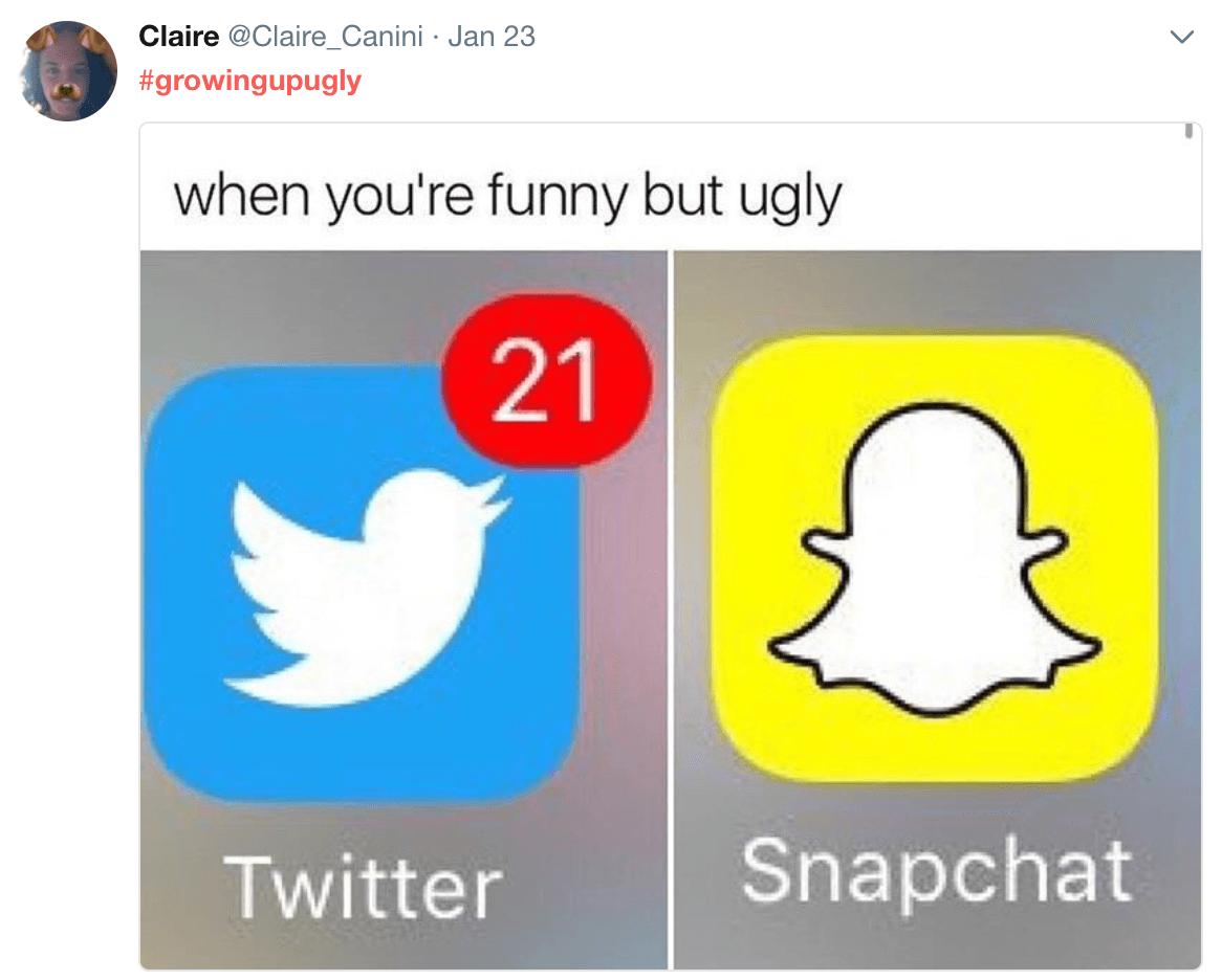 Funny Vs Ugly