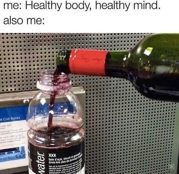 Gatorade Wine